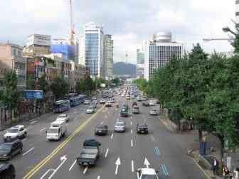 Seoul Street